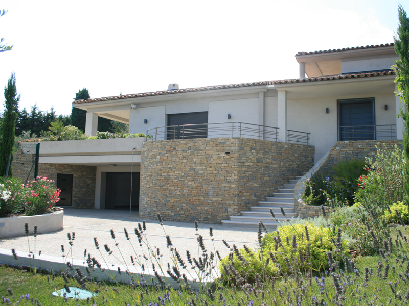 Am nagement ext rieur la seyne sur mer toulon sanary sur for Photos amenagement exterieur